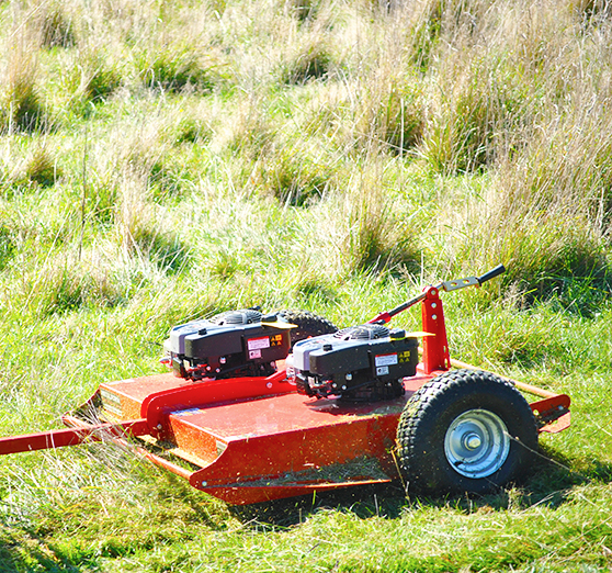 Tow and Mow - Twin 1000