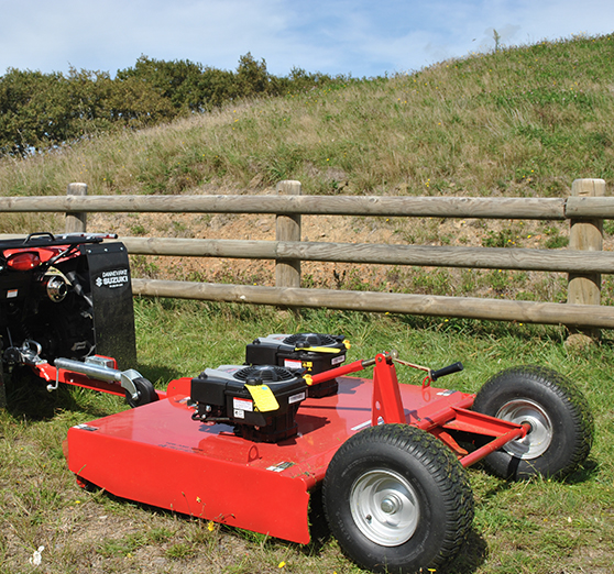 Tow and Mow - Hort 1270