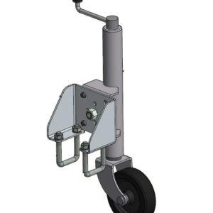 Jockey Wheel Retrofit Kit